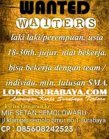 Lowongan Kerja Surabaya di Mie Setan Semolowaru Oktober 2019