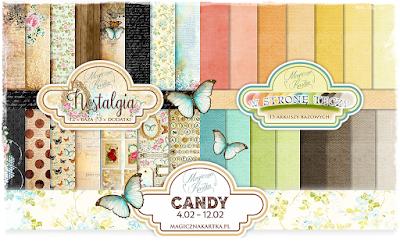 Candy w Magicznej Kartce