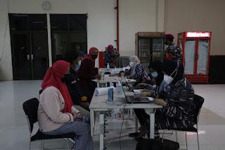 Kantor OP Tanjung  Priok Capai Peserta Vaksin 10.000 Orang