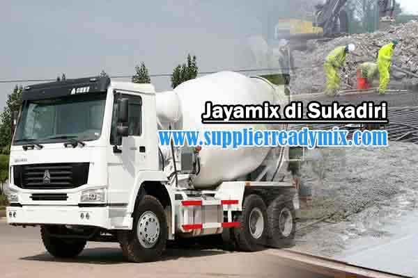 Harga Cor Beton Jayamix Sukadiri Per M3 Murah Terbaru 2021
