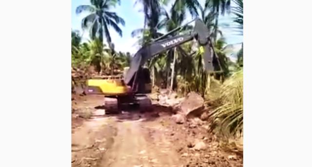 Galian C di Desa Tanjung Mariri Membahayakan Masyarakat