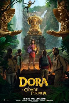 Dora e a Cidade Perdida Torrent – BluRay 720p/1080p Legendado<