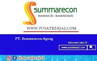 Lowongan Kerja PT Summerecon Agung SMA SMK D3 S1 Oktober 2020