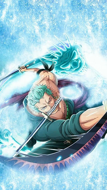 zoro phone wallpaper