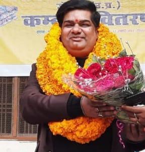 डा. संजय श्रीवास्तव बने कायस्थ महासभा चिकित्सा प्रकोष्ठ के जिलाध्यक्ष | #NayaSaberaNetwork