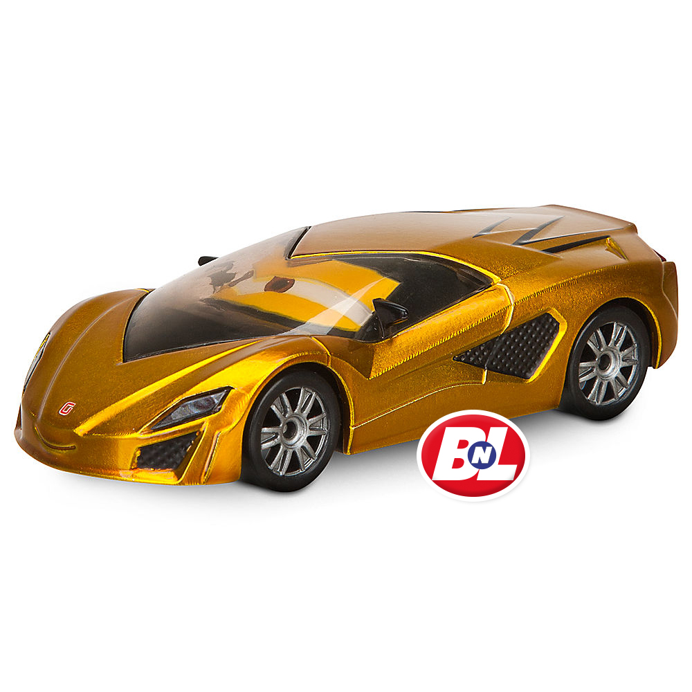 WELCOME ON BUY N LARGE: Cars 2: Fabrizio