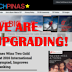TechPinas Starts Website Design Upgrade