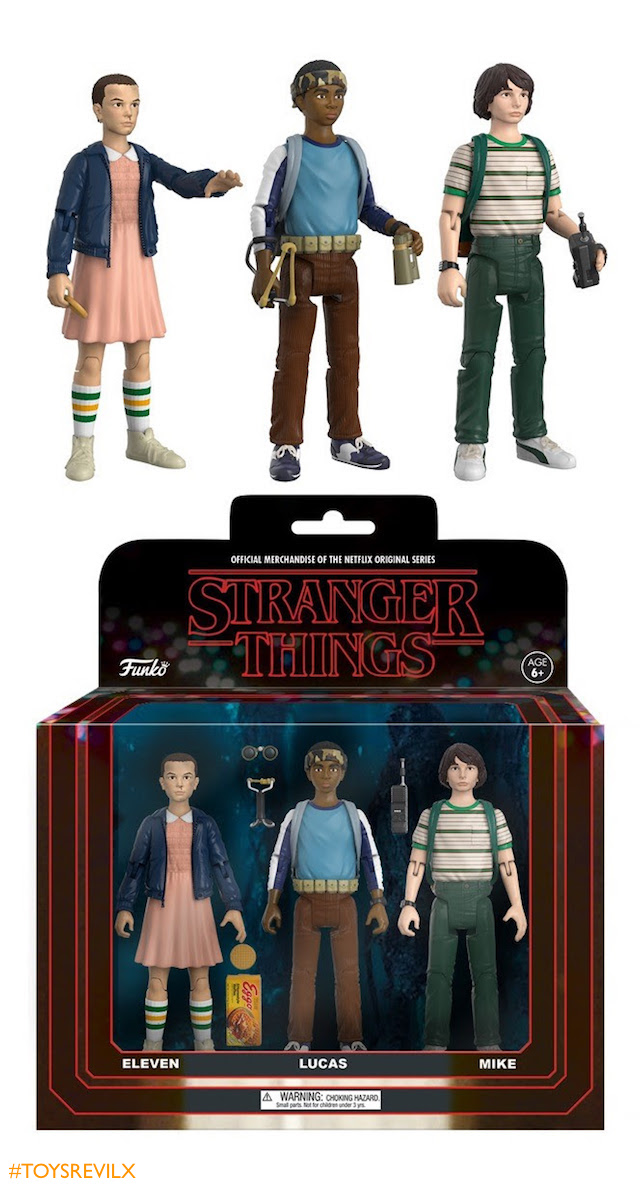 "e0146cc1698 ""STRANGER THINGS"" Funko Action Figure Coming In August 2017!"
