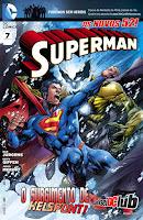 Os Novos 52! Superman #7
