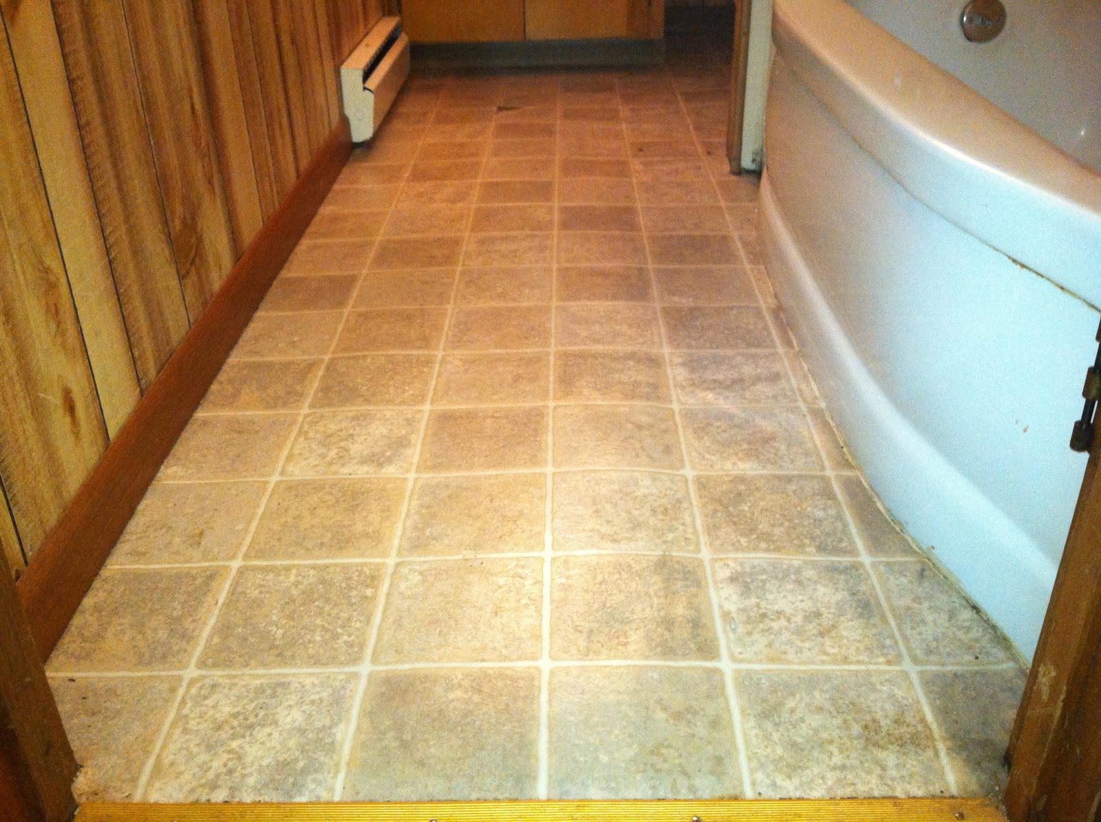 Consider It Done Construction Uneven Bathroom Floor