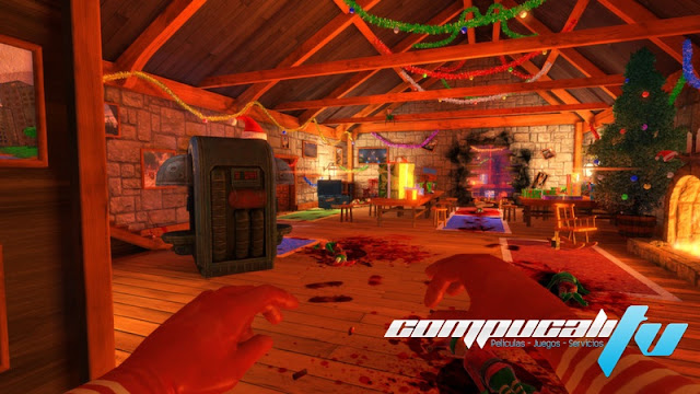 Viscera Cleanup Detail Santas Rampage PC Full