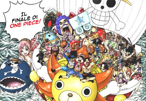 Il finale di One Piece 8b0dfe4df899
