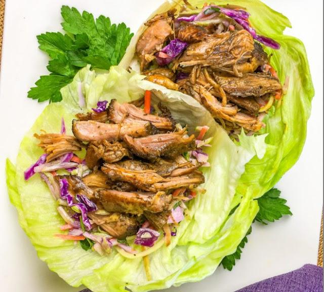 Keto Pulled Pork #healthy #keto