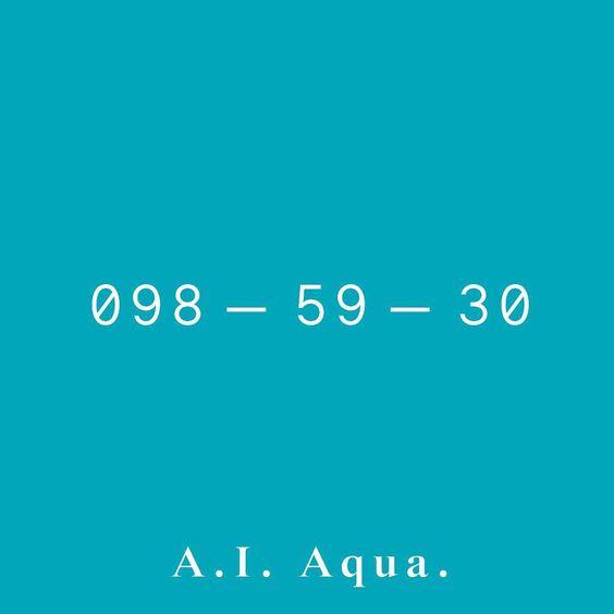 A. I. Aqua