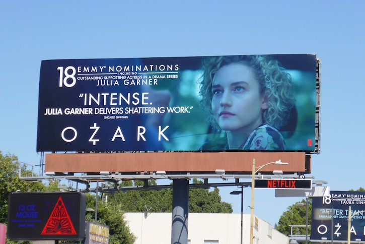 Julia Garner Ozark season 3 Emmy nominee billboard
