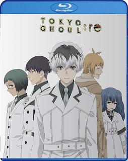 Tokyo Ghoul: re – Temporada 3 [4xBD25] *Subtitulada