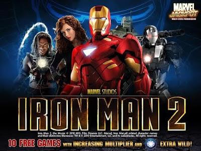 تنزيل لعبة  2 Iron Man
