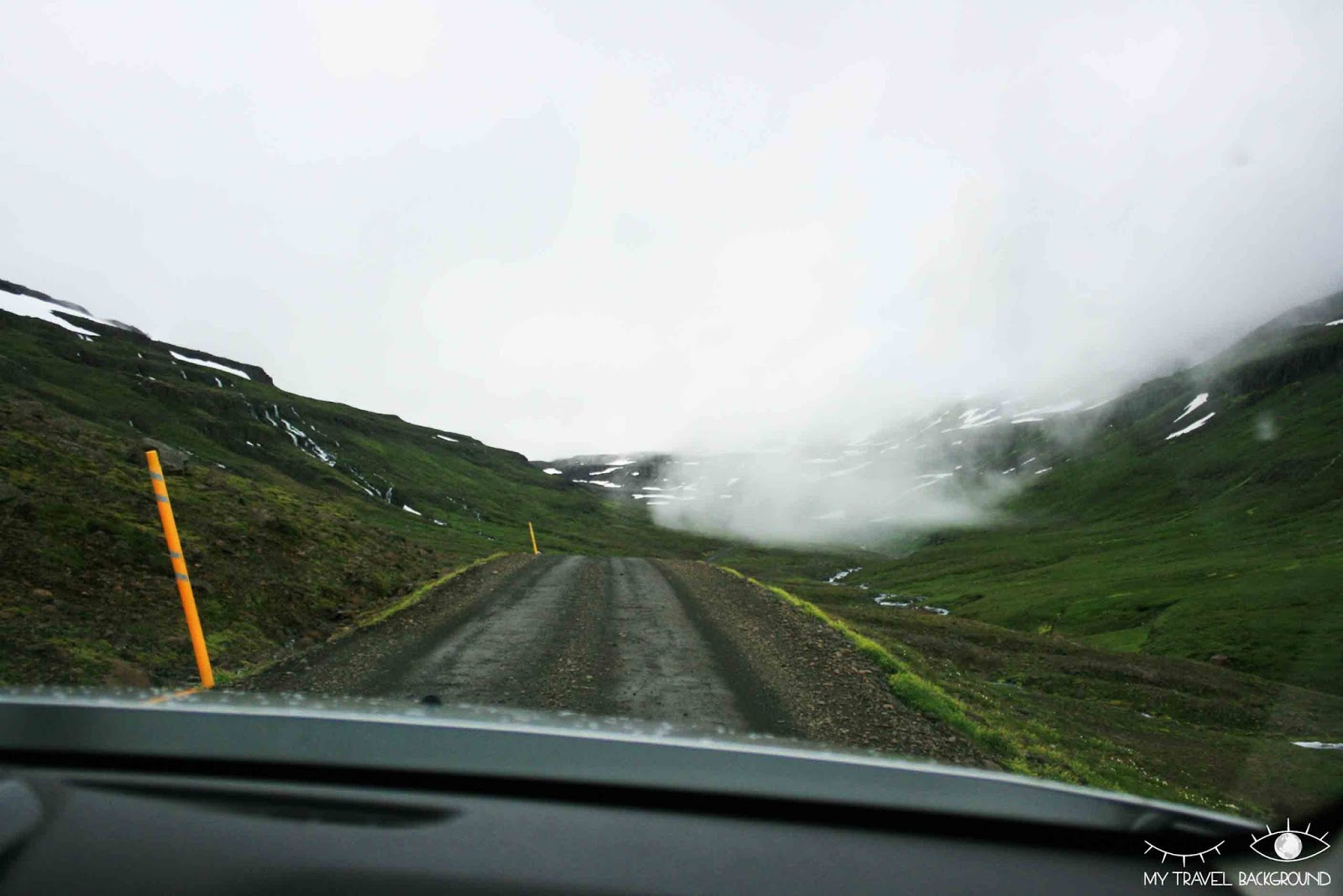 My Travel Background : Islande, en route vers les fjords de l'Est - Brekkuporp et le fjord Mjoifjordur