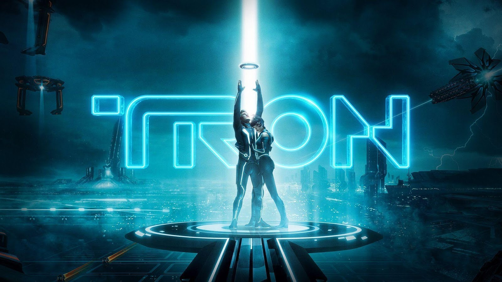 TRON LEGACY (2010) TAMIL DUBBED HD