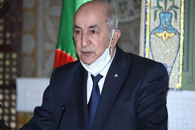 عاجل الجزائر: نقل الرئيس الجزائري عبد المجيد تبون إلى مستشفى في ألمانيا وأنباء حول تدهور حالته الصحية بسبب فيروس كورونا!