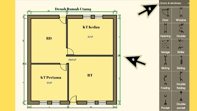 Cara Menggunakan Aplikasi Floor Plan Creator