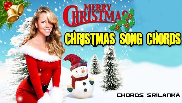 Christmas song chords | sinhala christian song chords
