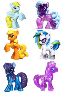 All My Little Pony Blind Bags Ponies