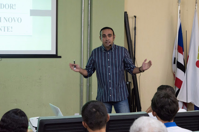 Dr. Allan Roberto explica que a escolha de Marcílio Ximenes foi a melhor para a Saúde de Pedreiras