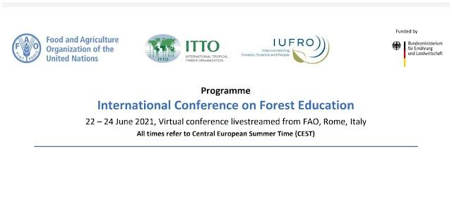 Uluslararası Orman Eğitimi Konferansı ve Açık Çağrısı