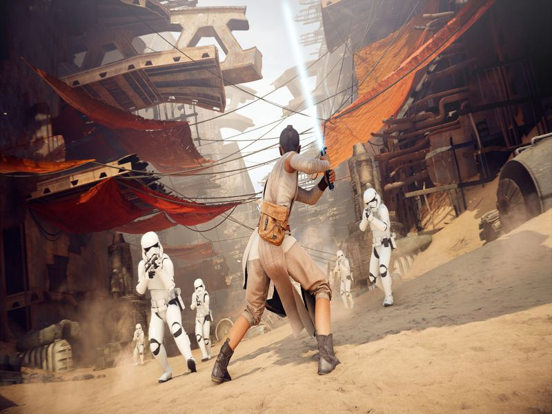 Download Star Wars Battlefront II Free Full Game For PC
