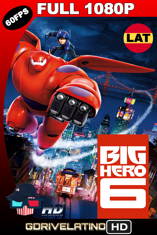 Grandes Heroes (2014) BDRip 1080p (60fps) Latino-Ingles MKV