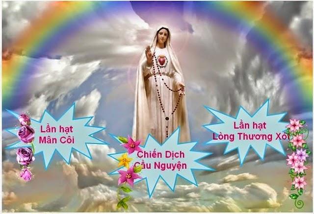Mẹ của Ơn Cứu Rỗi: Mẹ sẽ kề vai sát cánh cùng làm việc với Thánh Tử yêu dấu của Mẹ, Chúa Giêsu Kitô, trong nỗ lực cuối cùng của Người để cứu vớt nhân loại