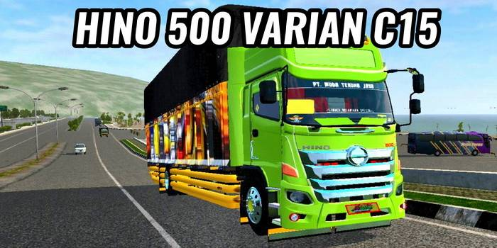 mod bussid hino 500 seri c15