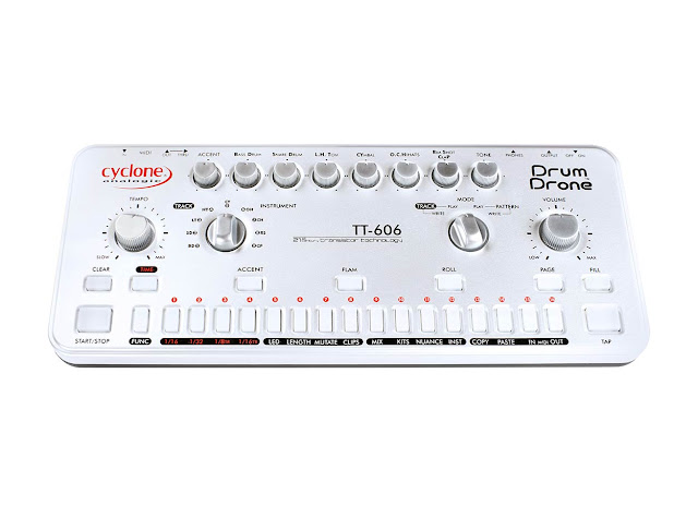 matrixsynth cyclone analogic introduces a roland tr 606 clone the tt 606 drum drone. Black Bedroom Furniture Sets. Home Design Ideas
