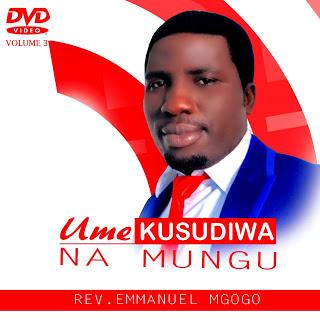 Audio| Emmanuel Mgogo – Umekusudiwa na Mungu
