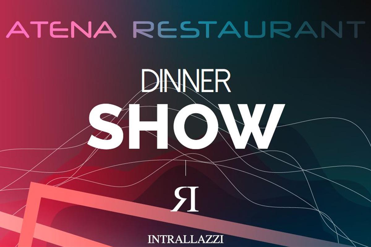 Dinner Show w/ DJ Roberto Intrallazzi | venerdì 24 luglio