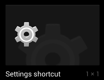 settings-shortcut