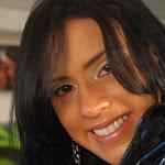 Andrea Rincon, Selena Spice Galeria 5 : Vestido De Latex Negro Foto 91