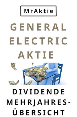 General Electric Aktie Dividende