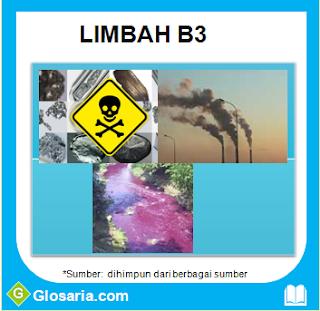 pengertian, arti, definisi limbah b3, contoh, sumber