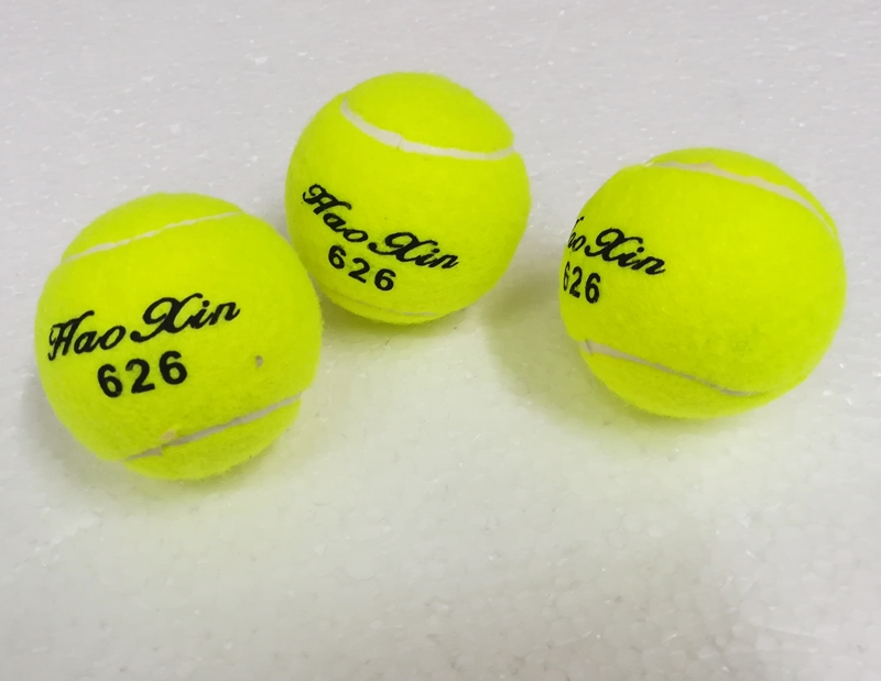 3 Pack High Quality Standard Tennis Balls Sports and Games