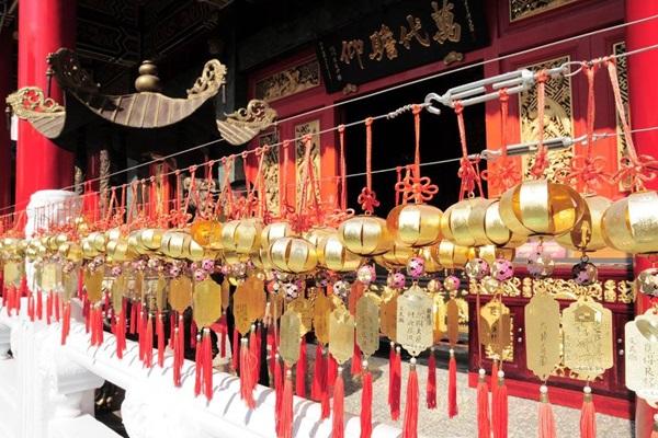 วัดเหวินหวู่ทะเลสาบสุริยันจันทรา (Sun Moon Lake Wenwu Temple: 日月潭文武廟) @ nownews.com