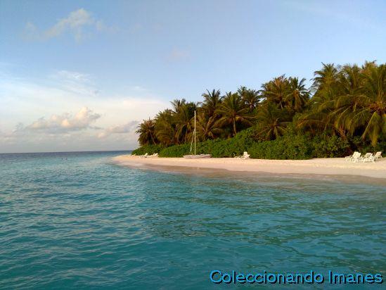 Hotel Fihalhohi Maldivas Beach