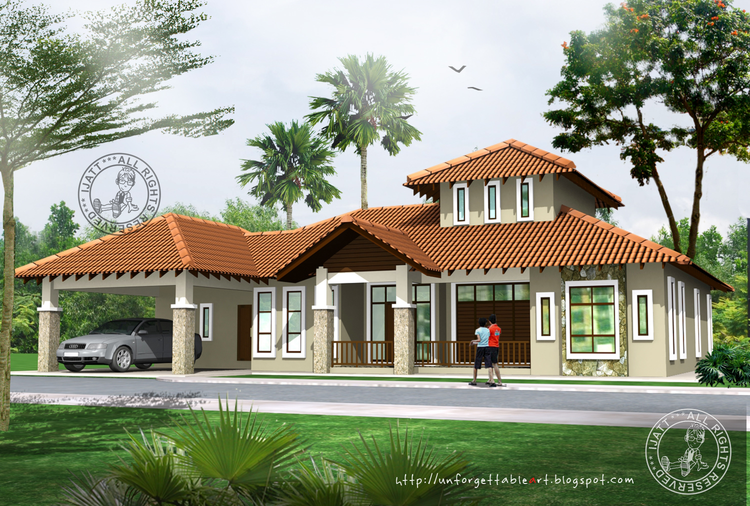 Photo Rumah Idaman Design Rumah Banglo Joy Studio Design Gallery Best Design