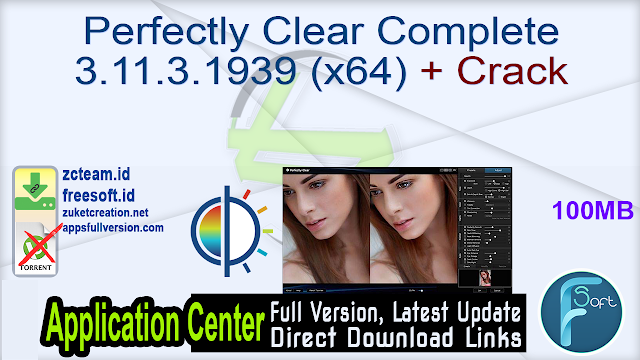 Perfectly Clear Complete 3.11.3.1939 (x64) + Crack