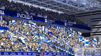 PES 2021 Stadium Carlos Tartiere