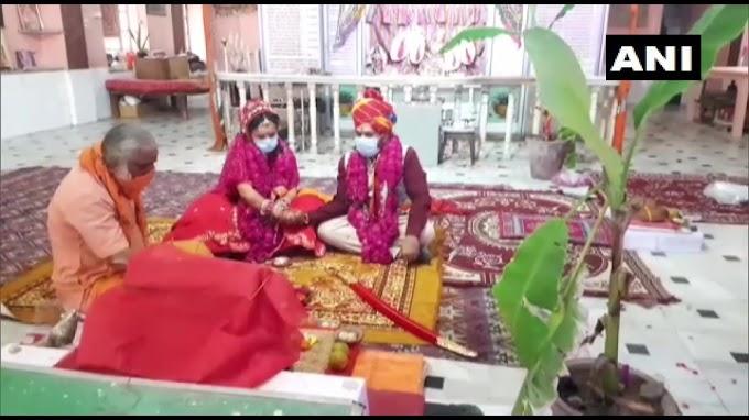 Varun Dhadhania Jodhpur Wedding in lockdown