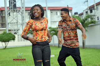 Music Producer EnzyPro & His Bride Adanne Loved Up In Fabulous Pre-Wedding Shoot 3