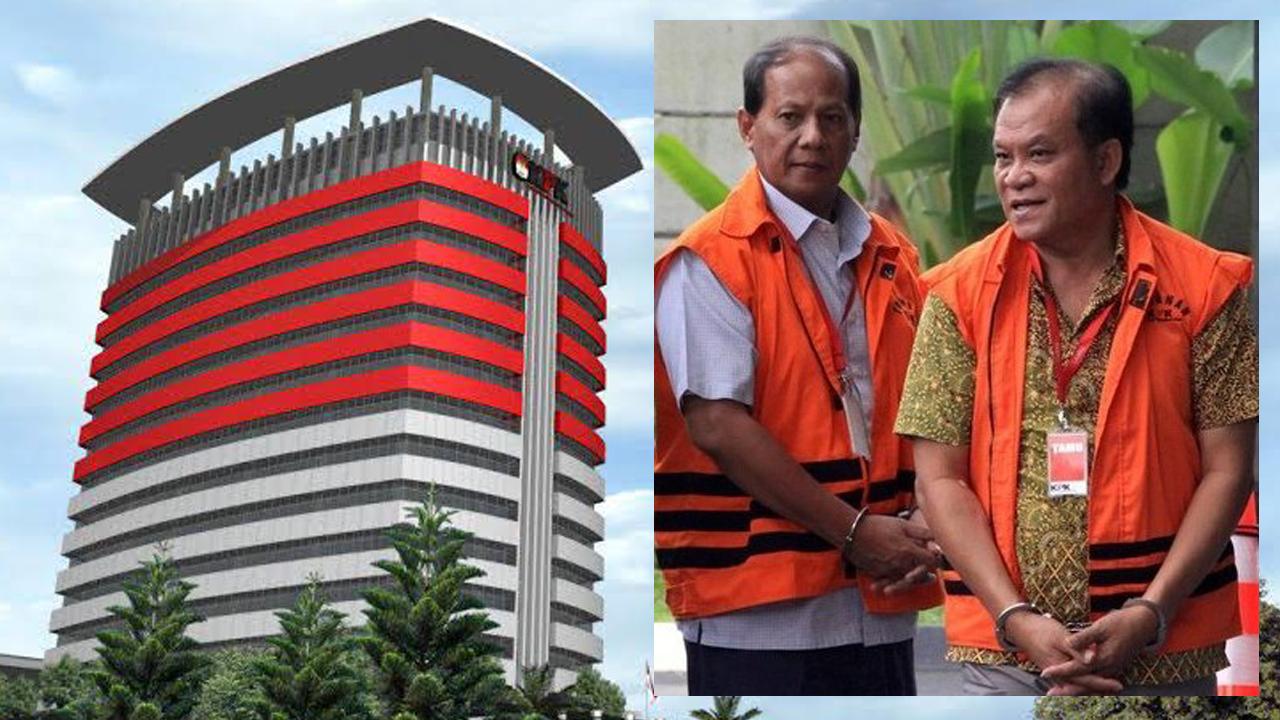Direktur PT Rudi Jaya, Ibnu Ghofur Tersangka Korupsi