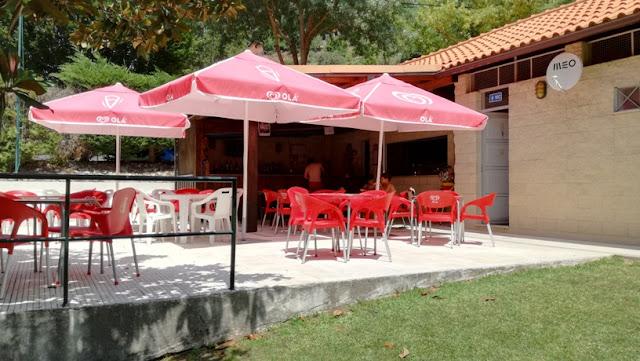 Bar da Praia Fluvial de Fornelos